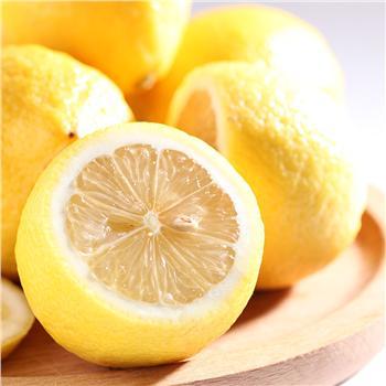 基地直供-安岳柠檬 4粒 来自中国柠檬之乡 女生美容圣品