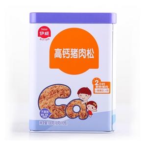 伊威高钙肉松100g 高钙配方 原料精选