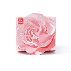 乐纯椰子玫瑰三三三倍风味发酵乳135g 浪漫和美味结合的酸奶